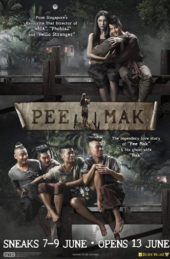 Pee Mak, 2013
