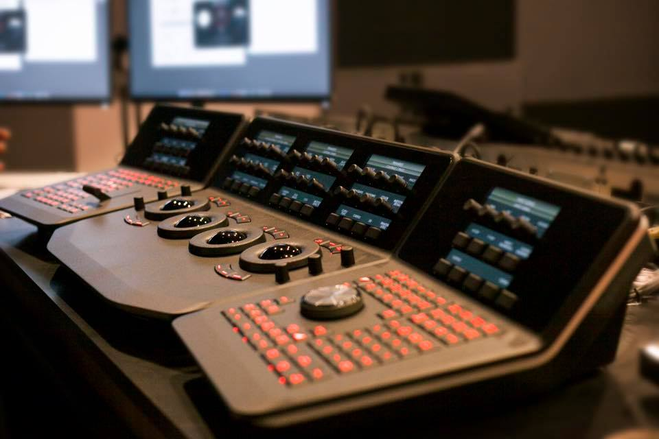 DaVinci Resolve Control Surface